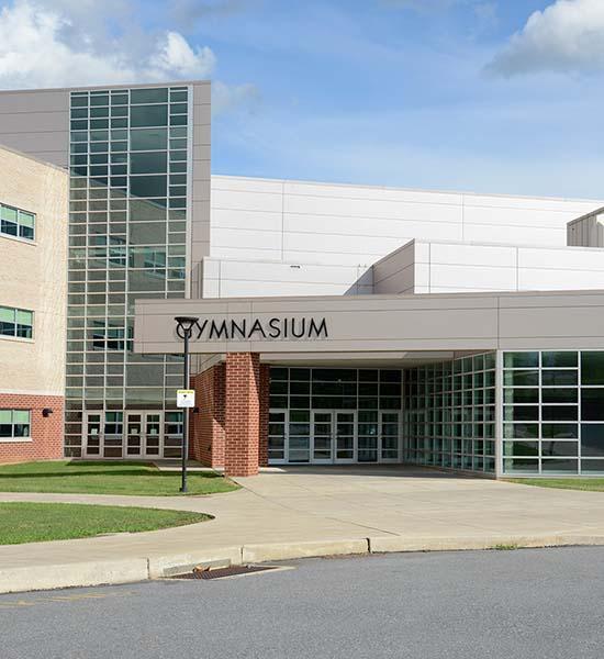 school gym facility
